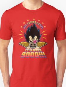 Over 9000! T-Shirt