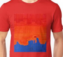 Monument Valley original painting Unisex T-Shirt
