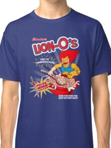 Lion-O's Cereal Classic T-Shirt