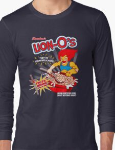 Lion-O's Cereal Long Sleeve T-Shirt