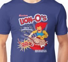 Lion-O's Cereal Unisex T-Shirt