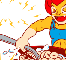 Lion-O's Cereal Sticker