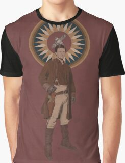 Captain Graphic T-Shirt
