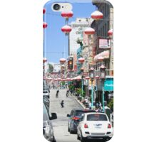 CHINA TOWN SFO iPhone Case/Skin