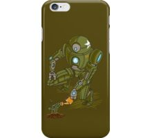 Eco-Robo Unit  #24 iPhone Case/Skin