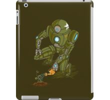 Eco-Robo Unit  #24 iPad Case/Skin