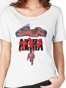 Akira Women's Relaxed Fit T-Shirt