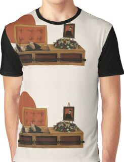 Cool cat funeral Graphic T-Shirt