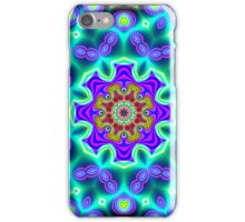 CVD0094 Bent Anders Psychedelic Art Colorful Vivid iPhone Case/Skin