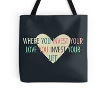 Investment Tote Bag
