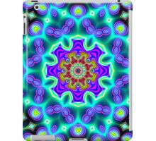CVD0094 Bent Anders Psychedelic Art Colorful Vivid iPad Case/Skin