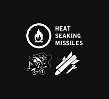 Heat Seaking Missiles Unisex T-Shirt