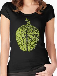 environ/mental Women's Fitted Scoop T-Shirt