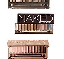 Urban Decay Naked 1, 2 & 3 by acciosephora