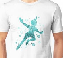 Watercolor Peter Pan Unisex T-Shirt