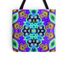 CVD0092 Bent Alv Psychedelic Art Colorful Vivid Tote Bag
