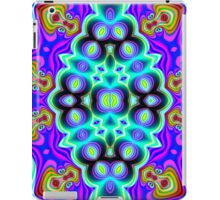 CVD0092 Bent Alv Psychedelic Art Colorful Vivid iPad Case/Skin