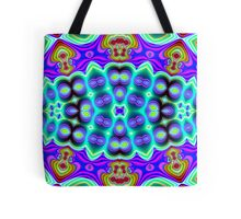 CVD0091 Bent Alf Psychedelic Art Colorful Vivid Tote Bag