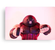 X-Men: Juggernaut Canvas Print