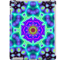 CVD0090 Bent Adrian Psychedelic Art Colorful Vivid iPad Case/Skin