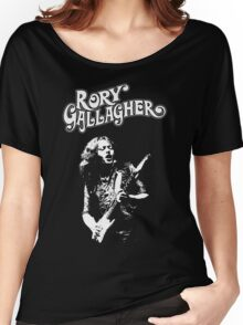 Rory Gallagher Women's Relaxed Fit T-Shirt