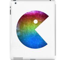 °GEEK° Pacman Rainbow Logo iPad Case/Skin
