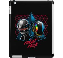 Robot Rock iPad Case/Skin