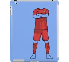 Barcelona away kit 2014-15 iPad Case/Skin
