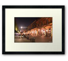 Centro Framed Print