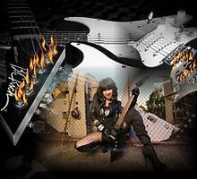 Rita's world of rock... by Rita  H. Ireland