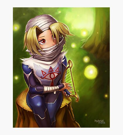 Sheik Photographic Print