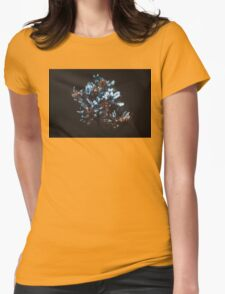 Another world Womens Fitted T-Shirt