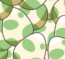 Pokemon Egg Pattern Sticker