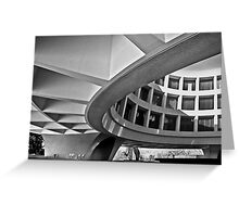 Hirshhorn Museum, Washington DC  Greeting Card