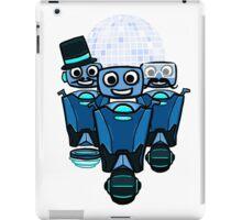 RRDDD Team 1 - Blue iPad Case/Skin