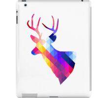 Colourful deer iPad Case/Skin