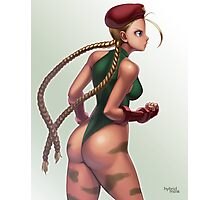 Cammy Photographic Print