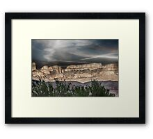 Glory of Nature Framed Print
