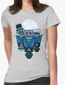 RRDDD Team 1 - Blue Womens Fitted T-Shirt