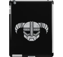 Dovahkiibot (distressed) iPad Case/Skin