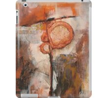 Who Needs A Compass iPad Case/Skin