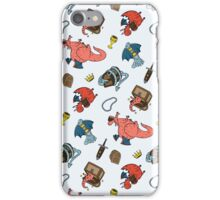 Dragons and Dragons iPhone Case/Skin