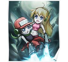 Cave Story Poster