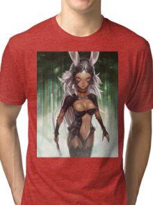 Fran Tri-blend T-Shirt