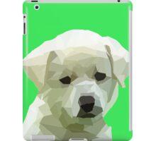 Lowpoly dog iPad Case/Skin