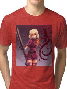 Seras Victoria Tri-blend T-Shirt