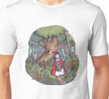 Little Red Riding Hood Unisex T-Shirt