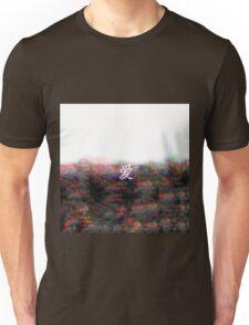 爱-Love Aesthetic Emotion 04 Unisex T-Shirt