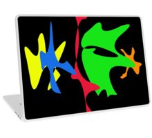 Colorful spots  Laptop Skin