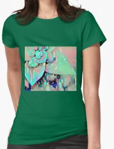 Succulent Passion Womens Fitted T-Shirt